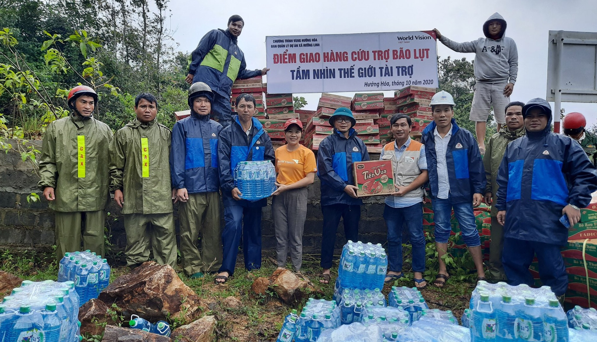 Response & Early Recovery for Central Vietnam Floods