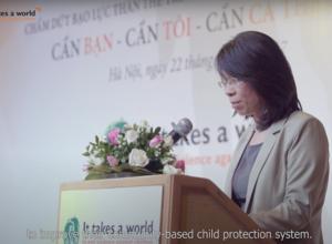 Sáng kiến Chấm dứt bạo lực trẻ em | Sự kiện khởi động